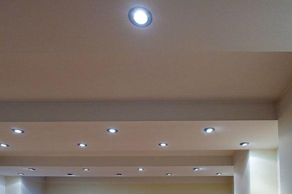 Falsos techos reformas en alcala de henares - Iluminacion falso techo ...