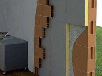 Aislar la vivienda para ahorrar energ a reformas en - Aislantes termicos para paredes interiores ...